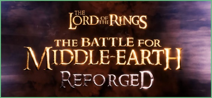 The Battle for the Middle-Earth : Reforged - L'anneau unique
