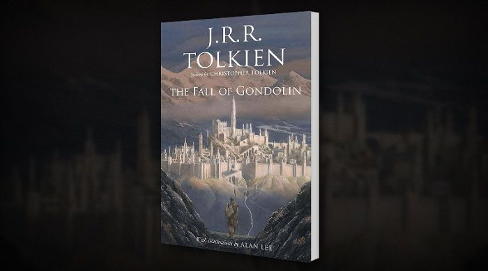 The Fall of Gondolin arrive en France