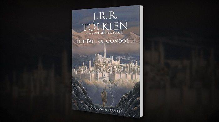 The Fall of Gondolin arrive en France