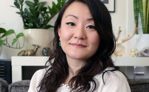 Helen Shang, une des scénaristes de la série.