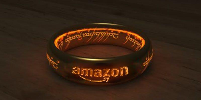 Amazon est le seigneur ses anneaux