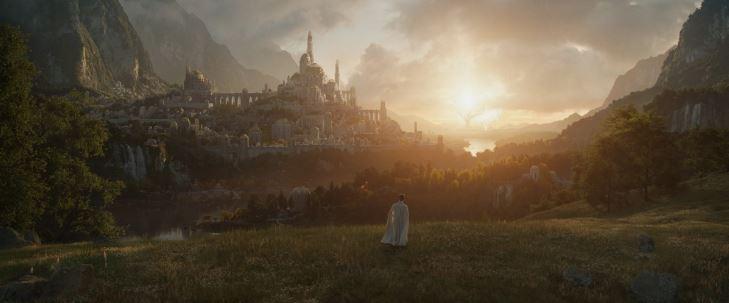 Première image de la série Amazon sur le Seigneur des Anneaux