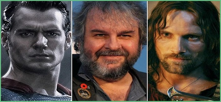 Superman, Peter Jackson et Aragorn