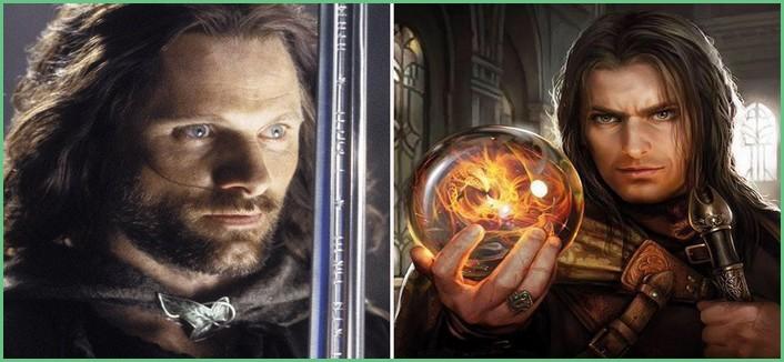 La jeunesse d'Aragorn